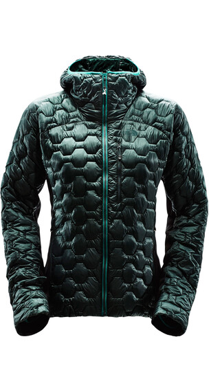 The North Face W's Summit Series L4 Jacket Darkest Spruce